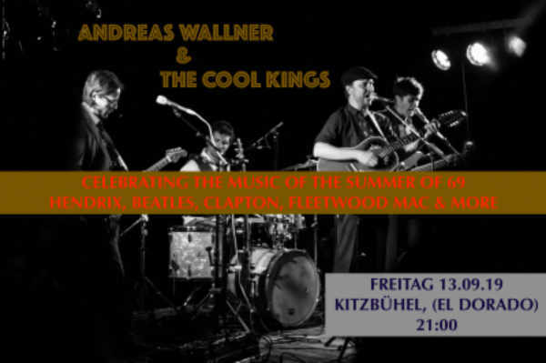 Bandfoto von The Cool Kings